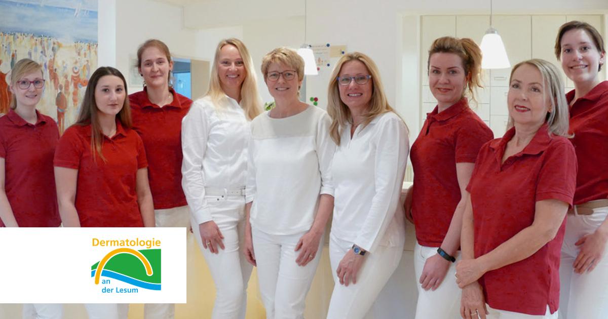 LAight-Standortbild Dermatologie an der Lesum in Bremen