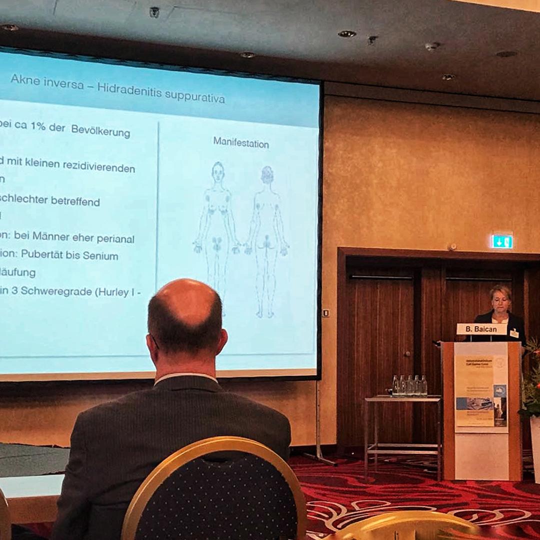 lAight® auf der DGDC-Tagung 2018 in Dresden