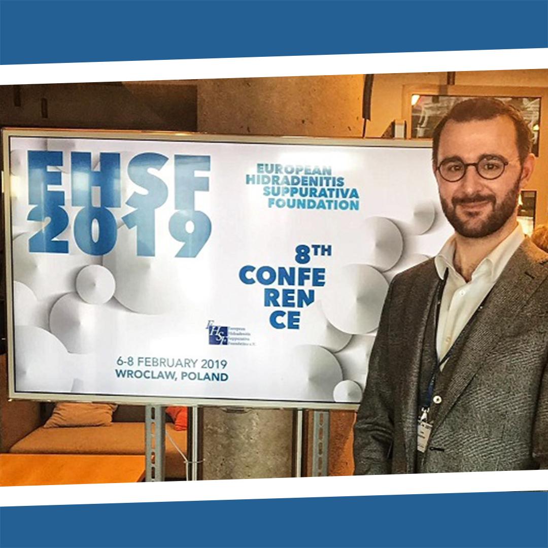 EHSF 2019 – Akne inversa Experten treffen sich vom 6.-8.2.2019 in Breslau