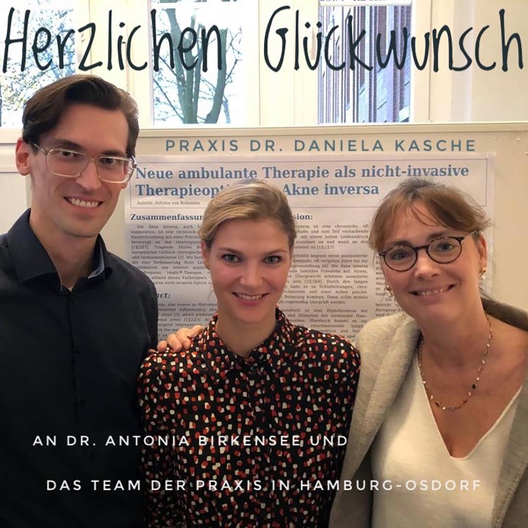 Zwei Jahre lAight® im Hamburger Westen bei Dr. Daniela Kasche