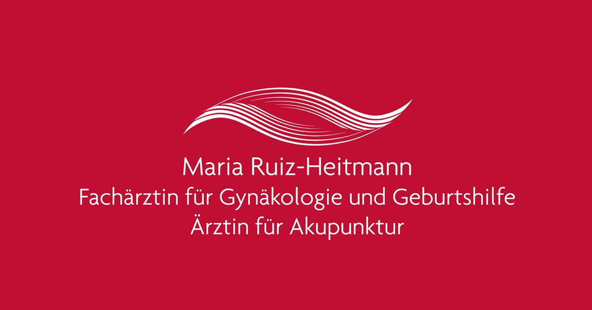 Logo Frauenarztpraxis Maria Ruiz-Heitmann in Sulzbach am Taunus (Akne inversa Sprechstunde im Rhein-Main-Gebiet)