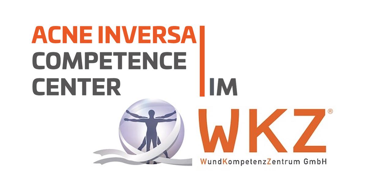 Logo WKZ WundKompenzZentrum GmbH in Wien als Acne inversa competence center in Österreich