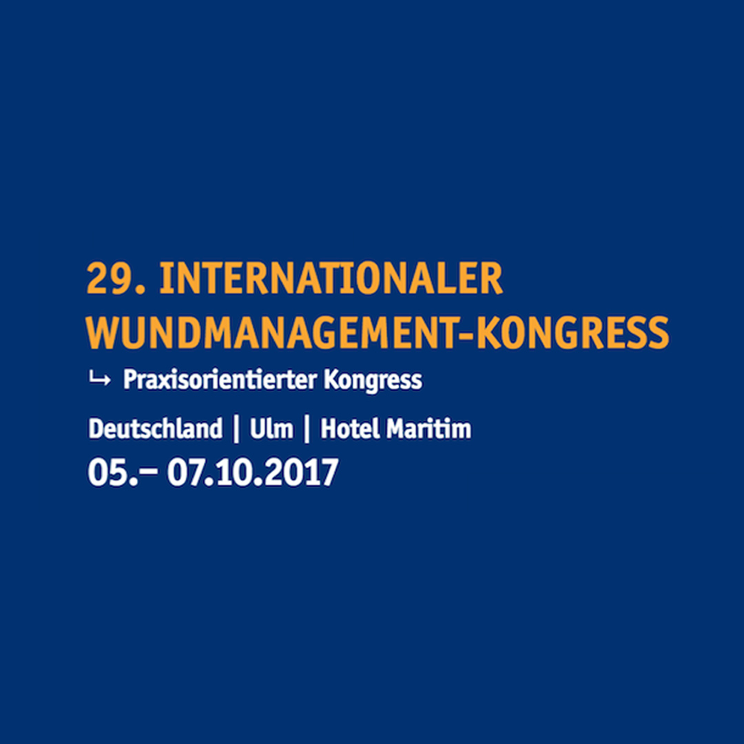 lAight® auf dem 29. Internationalen Wundkongress, Ulm