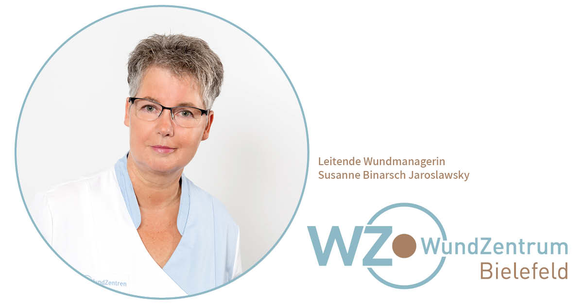 LAight-Standortbild WZ®-WundZentrum Bielefeld