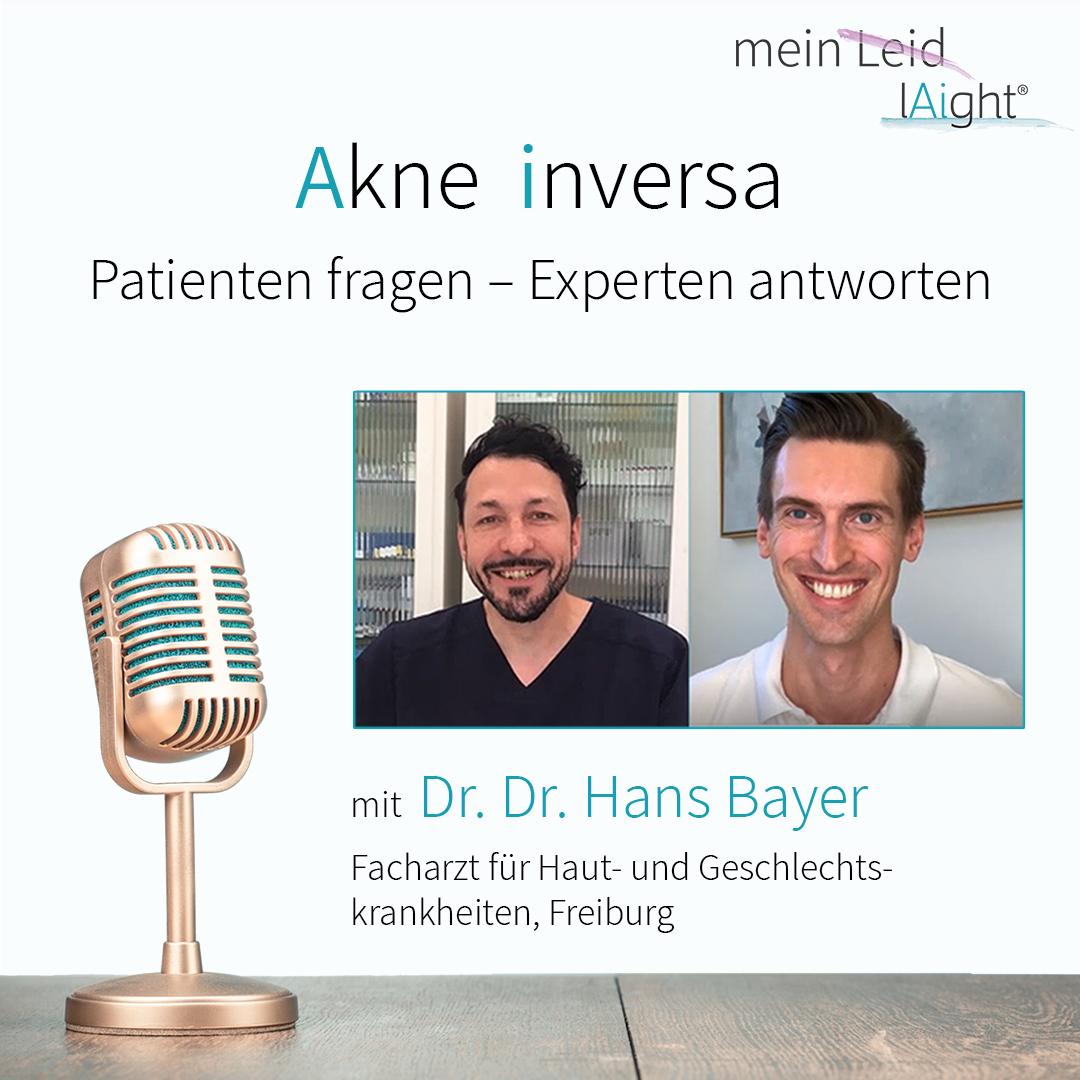 Akne inversa: Patienten fragen – Experten antworten | Episode 1