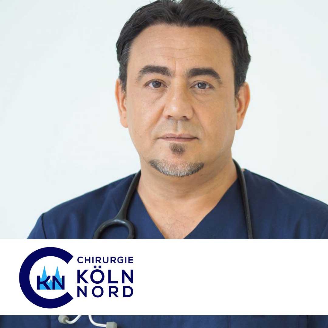 Chirurg Durdagi Portrait Chirurgie Köln Nord Akne inversa