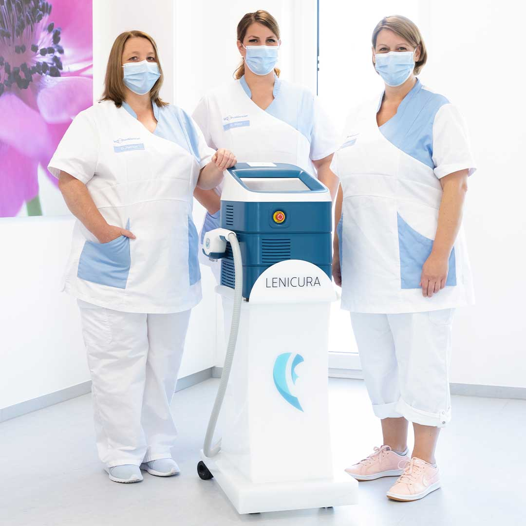 lAight®-Therapie in Trier nun im WZ®-WundZentrum Trier