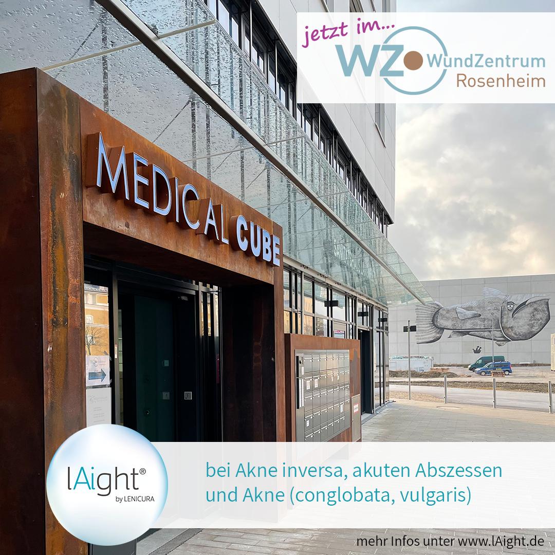 lAight® jetzt auch im neuen WZ®-Rosenheim